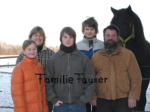 Familie Fauser